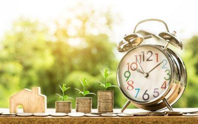 France : forte augmentation des taux moyens des crédits immobiliers
