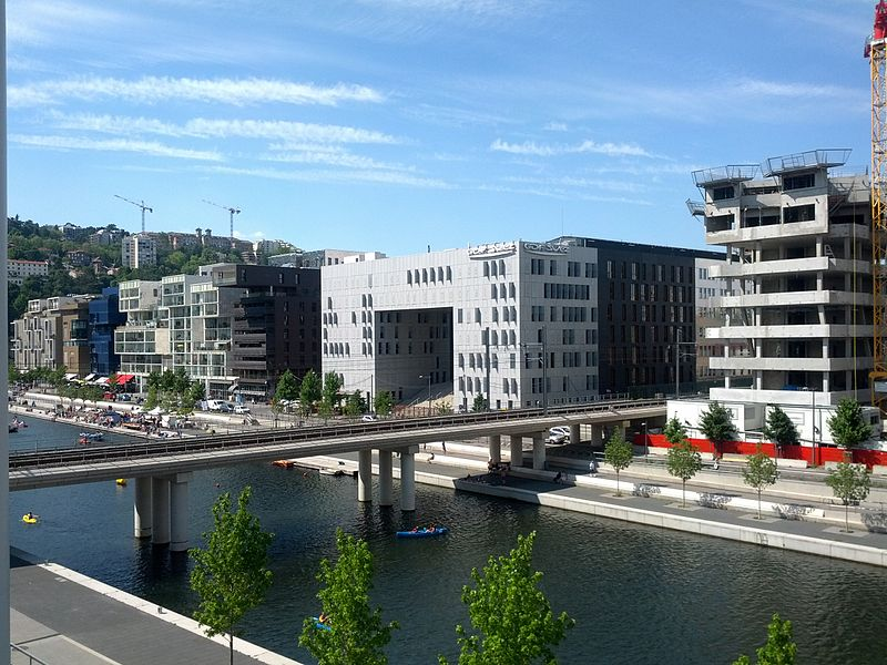 Investir dans l'immobilier neuf en loi Pinel à Lyon
