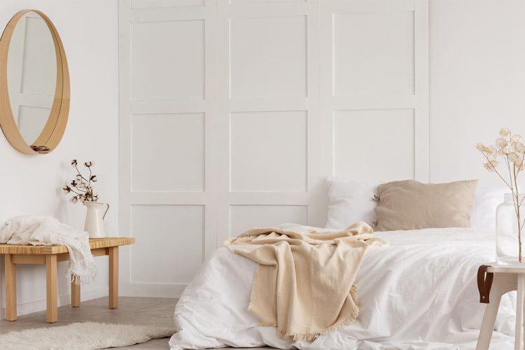 Quelle est la couleur idéale pour une chambre Feng shui ?