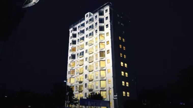 Record de construction d'immeuble à Changsha pour Broad Group