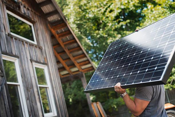 alimenter sa maison en énergie solaire